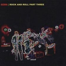 Ozma Rock And Roll Part Three CD NEW SEALED 2001 ECD U.S. Punk Kung Fu