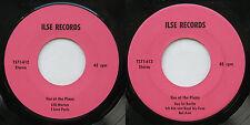 """7"""" Ilse at the Piano-Lila MARLEN/I love Paris/io sono dalla testa ai piede"""