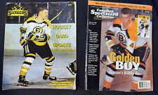 2 Hockey Magazine SLUGGERS 1990, CANADIAN SPORTSCARD COLLECTOR Classic 1996/1997