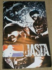 Jamey Jasta Signed 11x17 Poster Autographed Hatebreed Icepick Kingdom of Sorrow