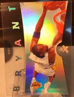 2006-07 Fleer EX Kobe Bryant #17 Clear Acetate Card Los Angeles Lakers Nice!!