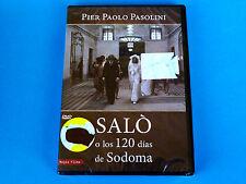 SALO O LOS 120 DIAS DE SODOMA - Salò o le 120 giornate di Sodoma - Precintada