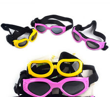 Dog Sunglasses Goggles UV Eye Protection Pet Puppy Sun Glasses Wear XS/S/M