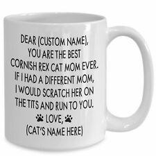 You Are The Best Chartreux Cat Mom Ever Personalized Chartreux Cat Mom Gifts