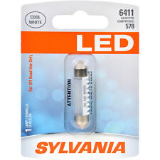 SYLVANIA 6411 41mm Festoon White LED Automotive Bulb