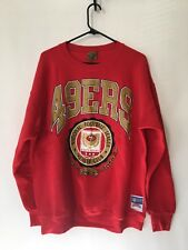 Vintage San Francisco 49ers Forty Niners Sweatshirt Size Xl 80s Nutmeg Mills