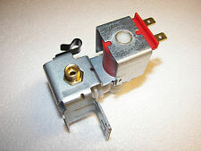 New Universal Single Solenoid Replacement Water Valve with Extras