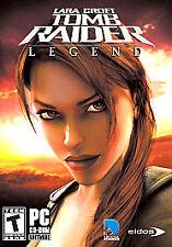 New listing Lara Croft: Tomb Raider - Legend (Pc, 2006)