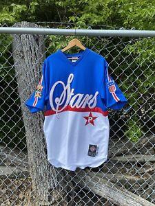 Vintage Philadelphia Stars Negro League Headgear Baseball Jersey L Anniversary
