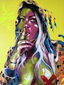 Scott Marsh - Archibald Finalist! Original Painting - No Reserve Auction