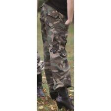 MIL-TEC BDU Hose women Damen Army Hose schwarz Damenhose Outdoorhose Jagdhose