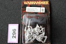 Games Workshop Warhammer Wood Elf Eternal Guard x3 Blister Metal New Elves Mint