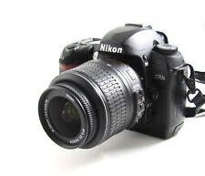 Nikon D70s 6.1MP Digital Camera with Nikkor AF-S 18-55mm G VR Lens