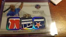 2014 Topps Triple Threads MLB  All Star Game Patch Torii Hunter 9/9