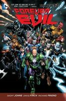 Forever Evil by Geoff Johns & David Finch 2014 HC DC New 52