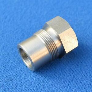 Lightweight Webb Girder Fork Nut with Damper Thread