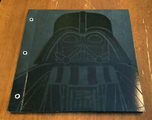 2010 Toy Fair Exclusive LEGO Star Wars Darth Vader Promo Booklet Book Catalog