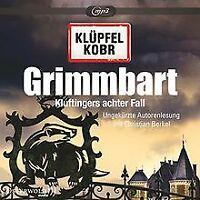 Grimmbart: Kluftingers achter Fall : 2 CDs (Ein Klufting... | Buch | Zustand gut