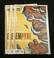 MARVEL COMICS EMPYRE #1 (OF 6) MICHAEL CHO FANTASTIC FOUR VARIANT 2020
