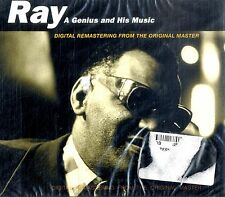 RAY CHARLES A Genius and His Music CD NEW SEALED