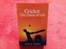 CRICKET: The Game of Life: Every reason to celebrate by  Scyld Berry