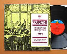 SDBR 3185 Respighi Ancient Airs & Dances Franco Ferrara 1968 Everest Stereo NM