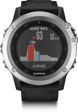 "Garmin fenix 3 HR Silber GPS Multisportuhr Fitnesstracker Schrittzähler 1,2"""