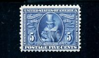 USAstamps Unused FVF US 1907 Jamestown Pocahontas Scott 330 OG MNH