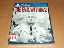 Evil Within 2 para Sony Playstation 4 / PS4 ,a estrenar, Pal