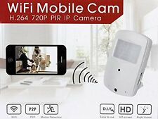 WiFi HD PIR Spy Motion Detection Camera with Night Vision and 32GB SD Card