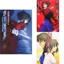 Doujinshi Kara no kyoukai  the Garden of sinners//recalled out summer TYPE-MOON