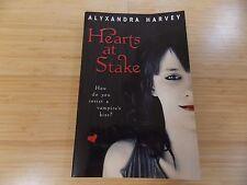 Hearts At Stake The Drake Chronicles -  Alyxandra Harvey