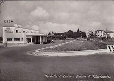 # MONTALTO DI CASTRO: STAZIONE DI RIFORNIMENTO   1953