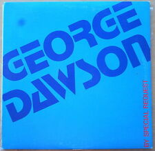 Rare George Dawson By Special Request - Synth - Lounge Jazz