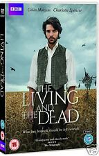 The Living and the Dead [BBC] (DVD)~~~Colin Morgan~~~NEW & SEALED