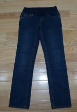 Planet Motherhood Maternity Size Small Full-Panel 5 Pocket Jeans Button Detail