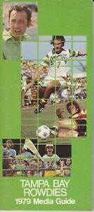 1979 Tampa Bay Rowdies Media Guide