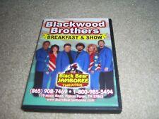 Blackwood Brothers DVD  breakfast & show, Pigeon Forge, Tn., Black Bear Jambore
