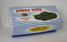 Repro Box Dinky Nr.651 Centurion Tank
