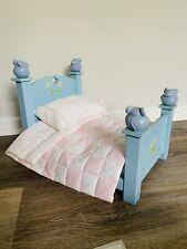 American Girl Angelina Ballerina Mouse Bed & Bedding
