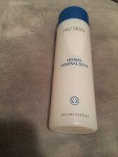 NEW Auth Nu Skin Herbal Mineral Bath Cleanser Shower Body Wash
