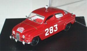 Saab 96 - Winner Monte Carlo 1963 - Erik Carlsson - Gunnar Palm - Trofeu