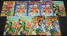 DC Bronze Age NEW GODS 23pc Count Mid Grade Comic Lot FN-VF Orion