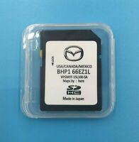 ✅ 2020 LATEST Mazda Navigation Map SD Card BHP1 66 EZ1L 3 6 CX-3 CX-5 CX-9 MX5