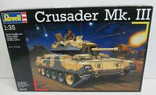 CHAR D'ASSAUT - CRUSADER MK.III - Maquette 1/35eme - REVELL 03075