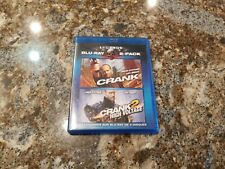 Crank / Crank 2 High Voltage 2 Pack -- Blu-ray Disc