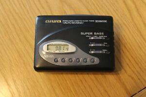 Aiwa HS-TX610 Personal Cassette Player