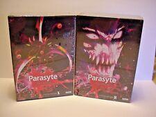 PARASYTE THE MAXIM COMPLETE ANIME 1&2 LIMITED ED.  BR/DVD BUNDLE SET NEW&SEALED
