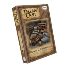Mantic Games Terrain Crate: Dungeon Essentials (MGTC103)