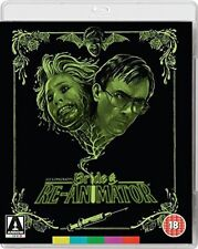 BRIDE OF RE-ANIMATOR [Blu-ray] (1989) The Arrow Video Special Edition UK Release